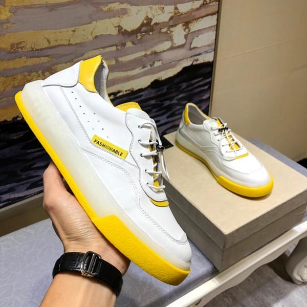 2019u yeni sınırlı sayıda özel erkek rahat ayakkabılar, moda vahşi spor ayakkabı, orijinal ambalaj ayakkabı kutusu teslim, yarda: 38-44