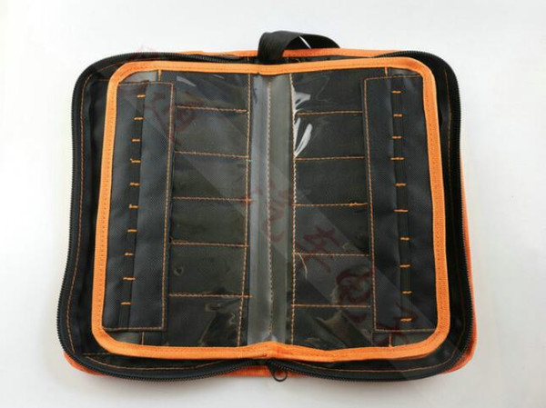 best selling LISHI 2 in 1 Special Carry Bag Case Locksmith Tools Storage Bag (Only Bag)