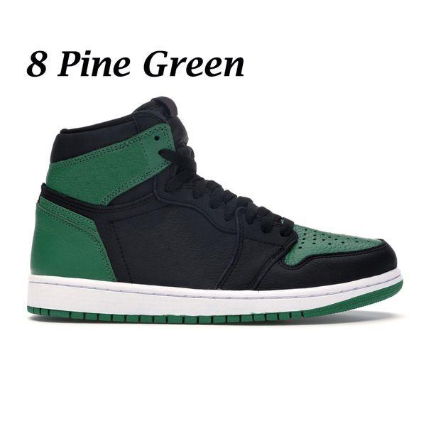 8 pino verde