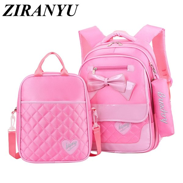 дети школьные сумки девочки ортопедический рюкзак школьный детский школьный рюкзак набор детей ранец мешка Enfant