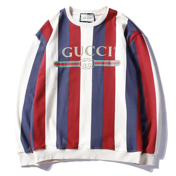 19ss mens diseñador Hoodies Box Logo sudaderas impresión de la letra sudadera con capucha de alta calidad de cuello redondo Streetwear chándal con capucha