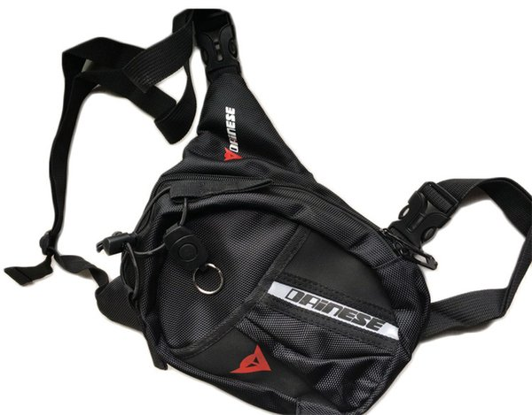 Nylon outdoor cycling Waist Packs Motor cycle Leg Bag Waistpack Motorcycle Funny Drop Belt Pouch Fanny Pack Waist bag Belt Packs