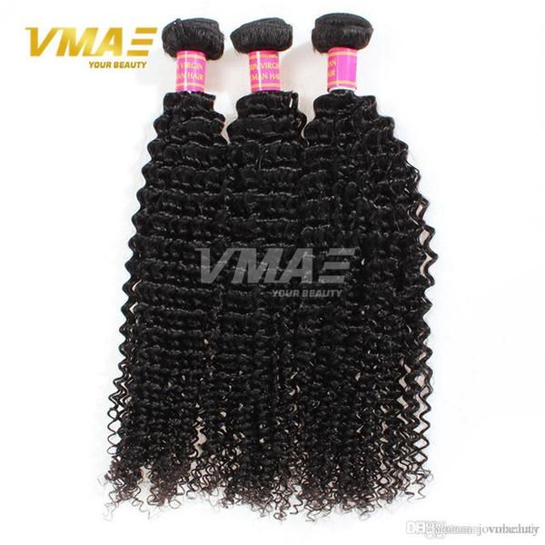 Romance Hot brasiliano crespi capelli ricci tesse 10pcs / lotto brasiliano Afro crespi ricci capelli vergini migliori economici estensioni dei capelli umani