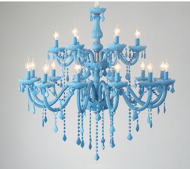 Mavi 18 ışıkları