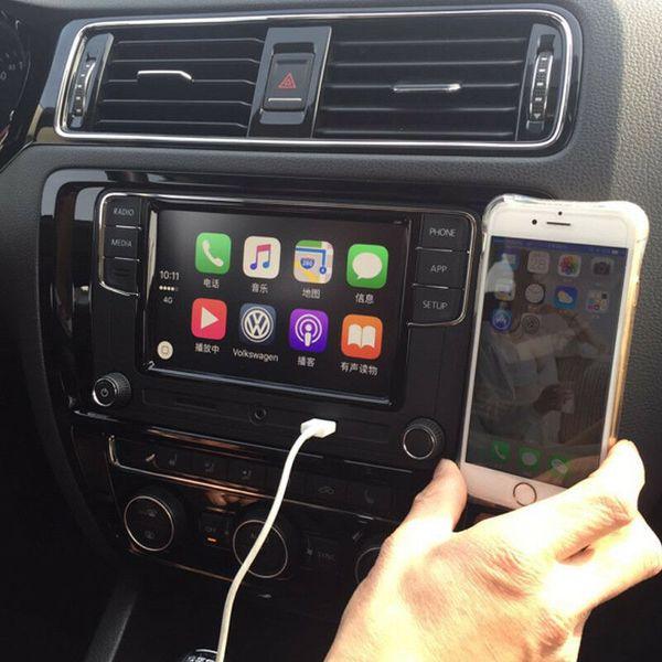 65 Car Mp3 Radio Mib Rcd330 Carplay Desay Stereo 6rd035187bantenna Adapter Car Audio For Cheap Car Audio For Sale From Augfshiakhfj 2544