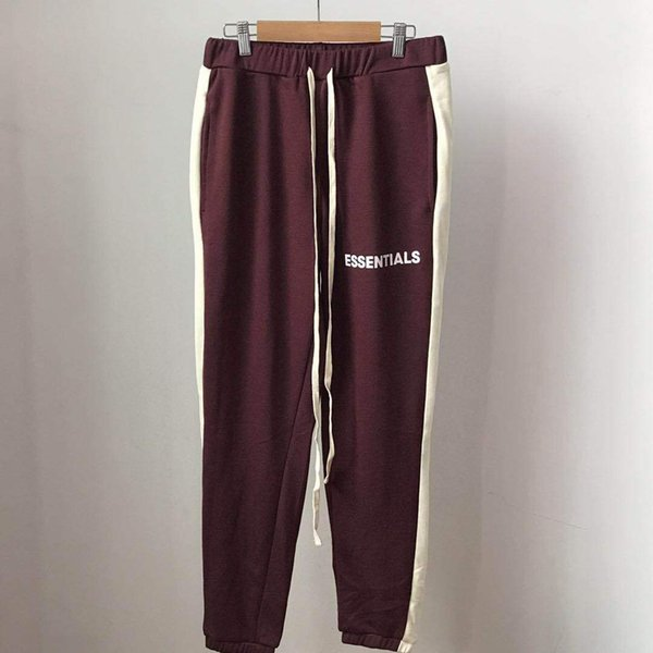 Pantalon Bordeaux (I0308)
