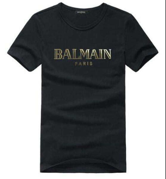 19SS diseñador de camisetas para hombre caja de lujo logo camiseta marca de moda para hombre y para mujer Estampado en caliente B letras impresas para hombre pantalones cortos envío gratis
