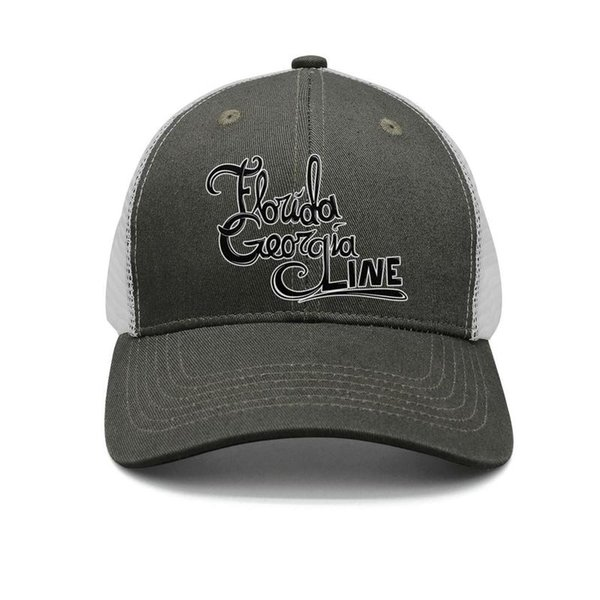 Florida-Georgia-Line-Gifts army-green mens and womens trucker cap baseball styles fitted cute hats