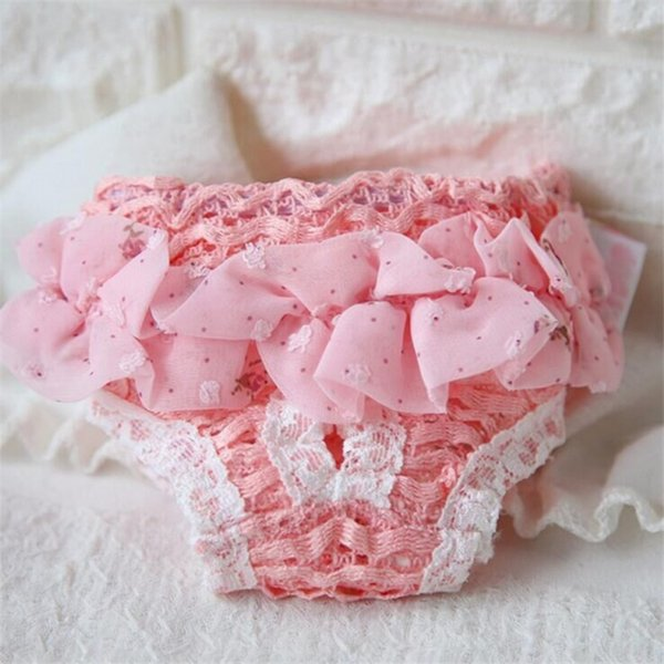 Dot Print Pet Dog Panties Strap Sanitary Dog Underwear Diapers Physiological Pants Puppy Shorts For Puppy