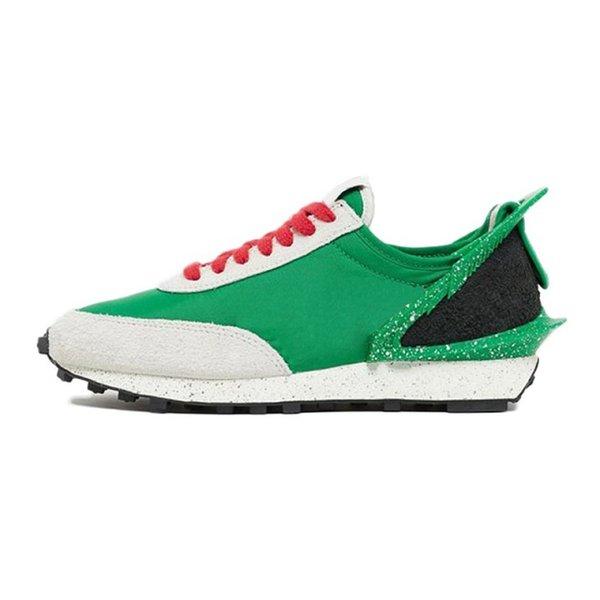 vermelho, verde luckey disfarçado