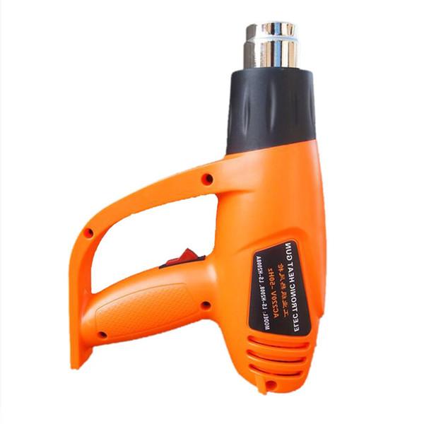 Hot Air Gun Thermostatic Plastic Welding Torch 2000w Industrial Grade Pp Plastic Electric Heat Gun Durable Speed Control