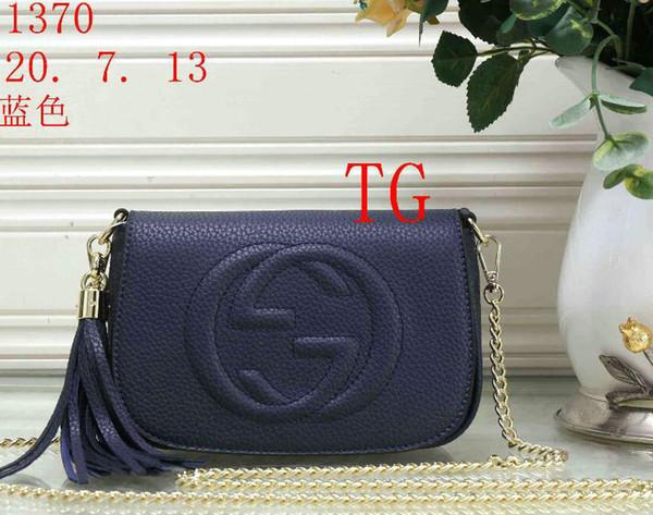 My Good Life 1370#UYF06 6COLOR styles Handbag Famous Name Fashion Leather Handbags Women Tote Shoulder Bags Lady Leather Handbags Bags purse