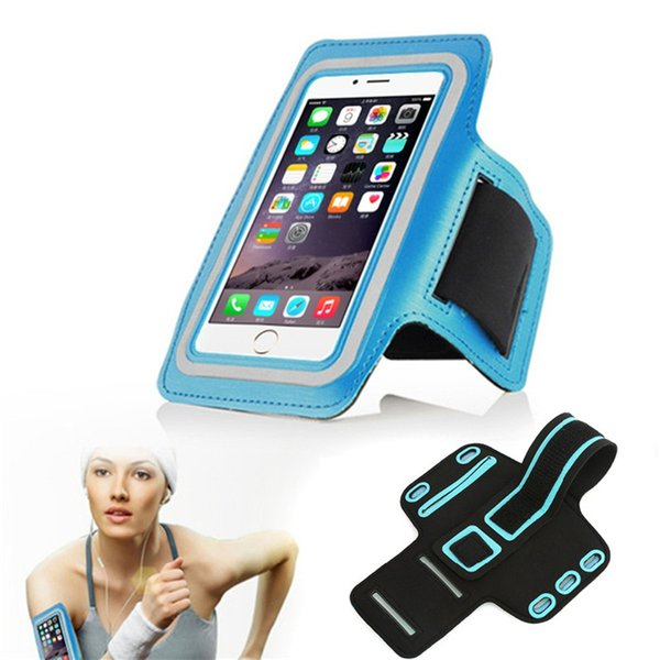 Hot Phone arm bag Waterproof Sports Running Workout Gym Arm Band pocket For iPhone XS Max plus Samsung Pouch Belt Cover Bag