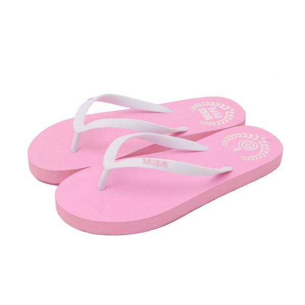 Women Beach Flip Flops Soft Sandals Summer Shoes Woman Beach Flip Flops For Women's Fashion Casual Ladies Outdoor Shoes RRA385