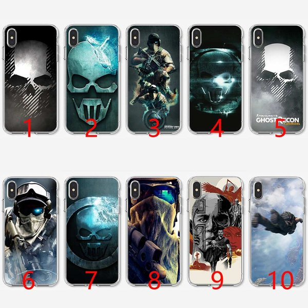coque iphone xr ghost