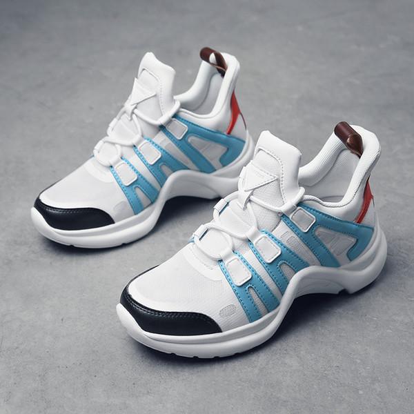 aff8a6026ff Zapatos casuales de las mujeres vulcanizan las zapatillas de deporte de la  moda femenina de las