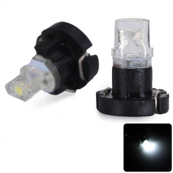 Pratico Sencart T3 White Light 1 LED Light strumento per auto (2pcs, DC 12V)