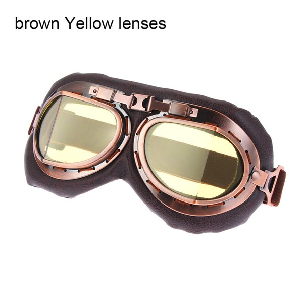 B Yellow Lenses
