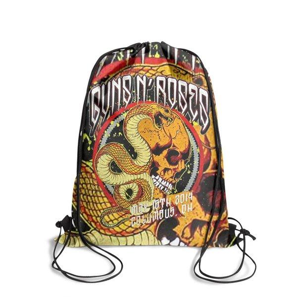 Guns N' Roses Snake Skull Ohio 213