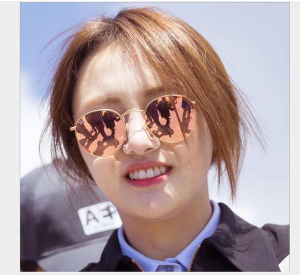Fashion Sunglasses Fashion Sunglasses Round-faced RETRO SUNGLASSES for men and women