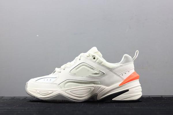 2019 beyaz M2K Tekno eski dede koşu ayakkabıları erkek ve kadın spor ayakkabı eğitim profesyonel açık spor ayakkabı