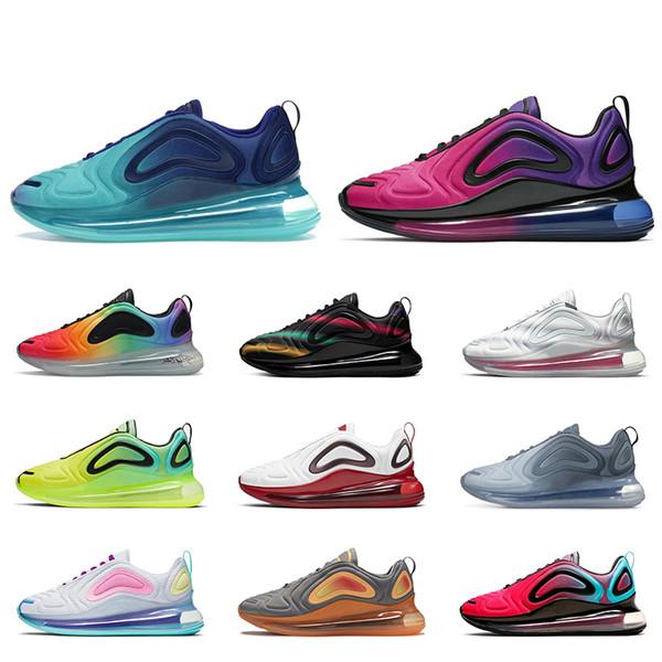 Para Hombre De Running Mujeres Y Triple Derrote Hombres Forest Zapatillas Sea Max 720 Negro Vainilla Nike Compre 2019 Air Moda PZkXiOu