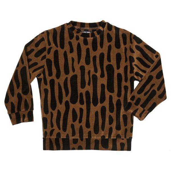 camisola de leopardo