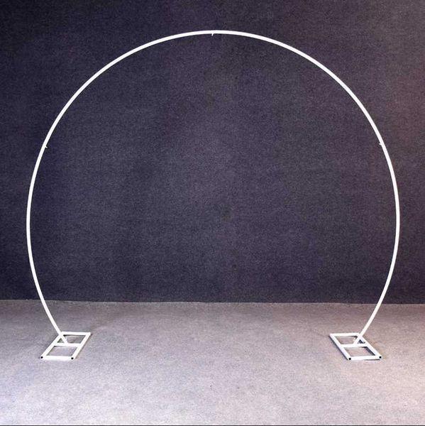 White round shape