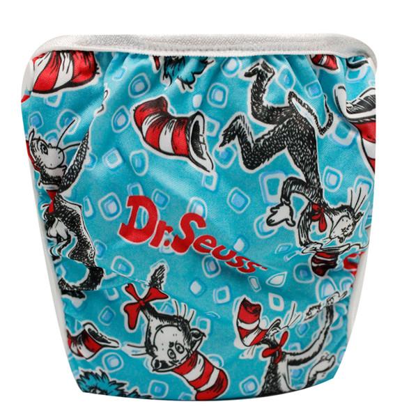 Лучший Мягкий Ребенок Плавать Пеленки Регулируемая Детская Ткань Плавать Пеленки Многоразовые Детское Плавание Подгузник