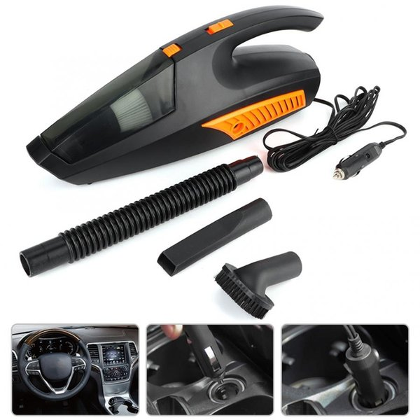 12V 100W Car Portable Handheld Vacuum Cleaner Wet and Dry Dual-use Car Vacuum Cleaner accessories