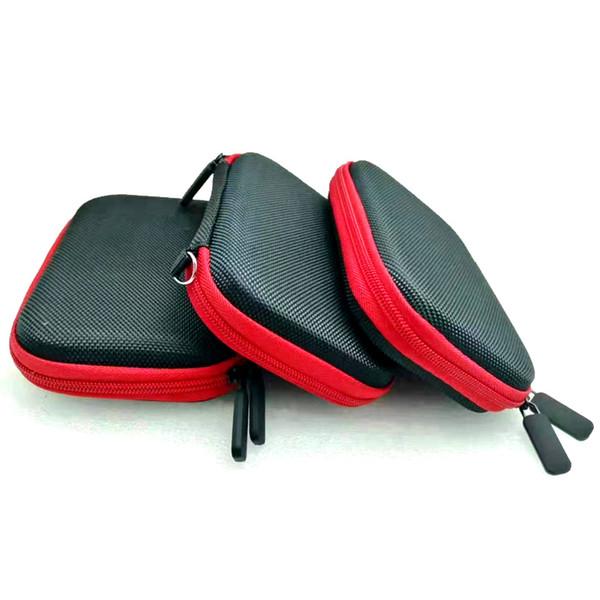 Bag Handbag Carrying Case Pocket Pouch for Ju MT RELX Infinix Pod Kit Tool carts Cartridges Vaporizer e cigarette DHL