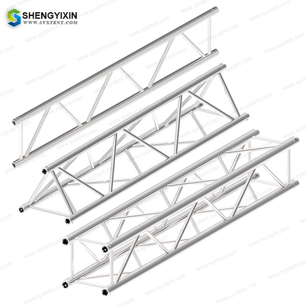 Hersteller produziert und verkauft hochwertige Aluminium-Spigot- / Screw- / Iron-Layher-Traversen für große Musikkonzerte in der Event-Szene