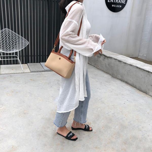 Wholesale Lady Womens Shoulder Bag Cross Body Handbag Simple Style Fashion Mini Favorite Elegant Chill Chic Earthtone Color B102185Z