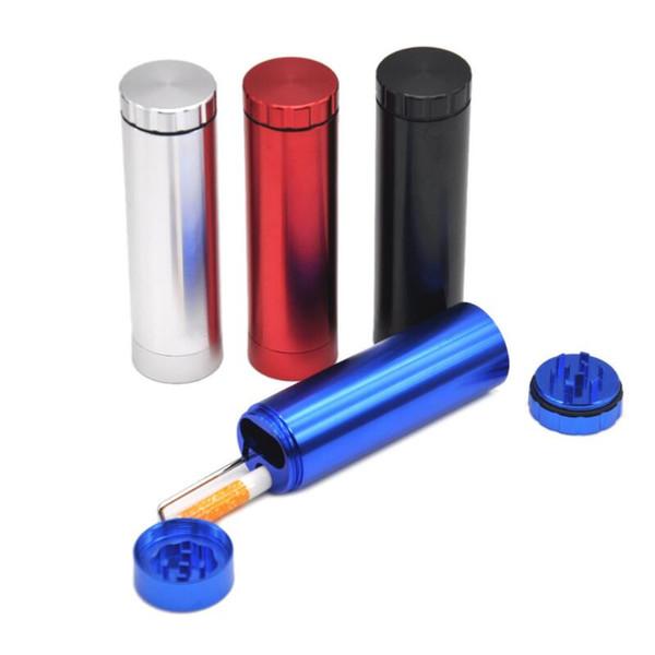 E877 melhor preço 2 camada mini moedor, liga de alumínio moedor da china fábrica, hotselling acessórios de fumar 2019