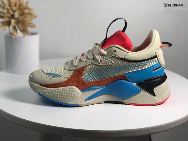 e40f08bdfaa11 2019 Nueva marca RS-X RS Diseñador Hombres Zapatos deportivos para correr  Transformadores Informal Moda para mujer Zapatos deportivos Zapatos Papá  Tamaño ...