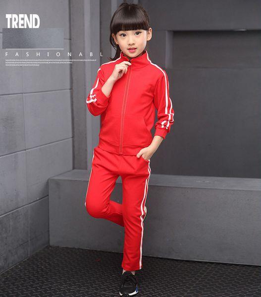 Mädchen rot