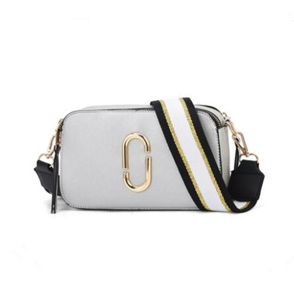 Hot 2019 Classic Small Scrub Flap with Canvas Strap Women PU Leather Handbags Lady Messenger Bag For Female bolsas an1267 #93173