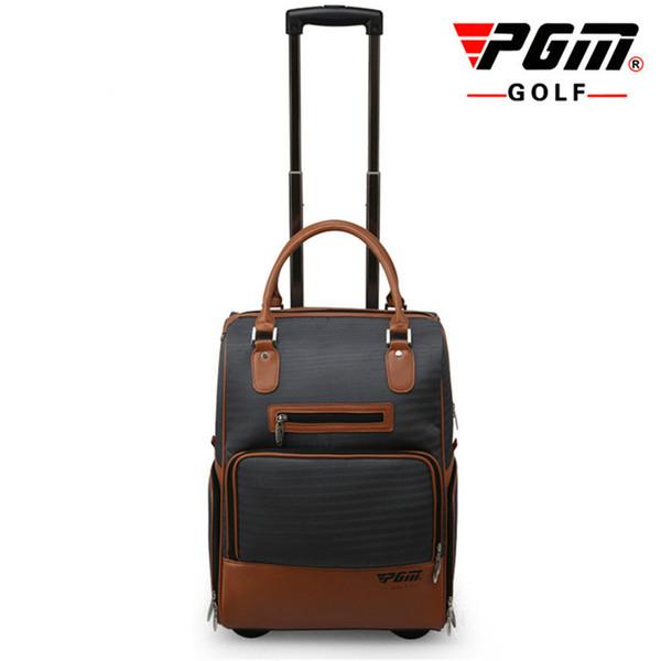 Nylon PU Golf Сумка для одежды Прочная дорожная сумка с колесом для мужчин и женщин Сумки для одежды для гольфа
