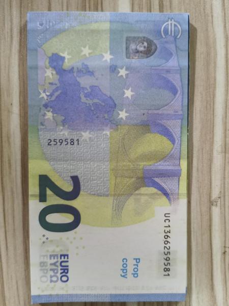 20 100pcs التي اليورو