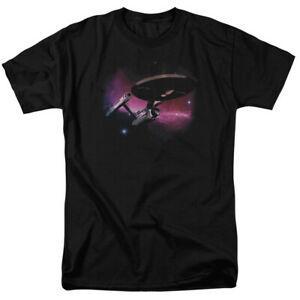 Star Trek Prime Directive Licensed Adult T Shirt