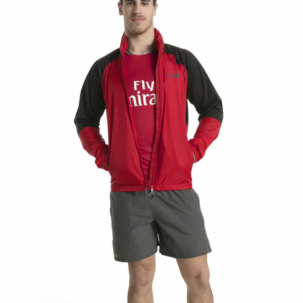 Wholesale Designer Jackets Unisex Football Club Team Hoodies Patchwork Sportswear Zipper Coat Brand Print Overcoat Outerwear B100016L 2019