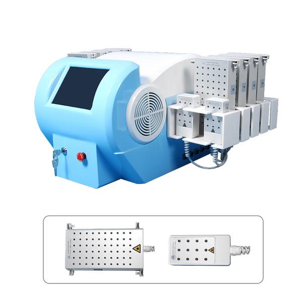 New Diodes Laser 2018 4D LipoLaser Slimming Cellulite Laser Slim Lipolysis Machine Lipo Laser Machines for Sale