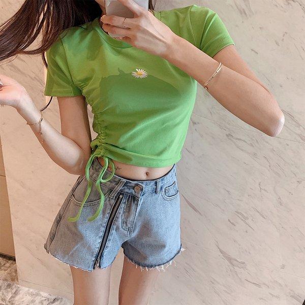녹색 티셔츠