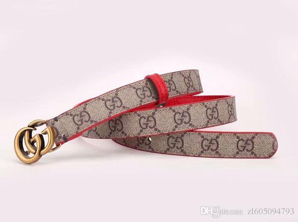 La dernière boucle de ceinture de mode des femmes, boucle de ceinture occasionnelle des femmes, engouement de mode de robe de commerce extérieur 2.5cm
