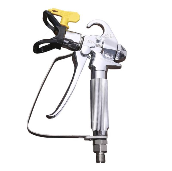3600PSI High Pressure Airless Paint Spray Gun With Nozzle Guard Pump Sprayer And Airless Spraying Machine for Wagner Titan