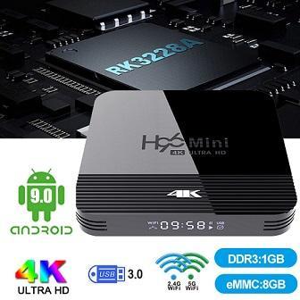 H96 mini 1 Go + 8 Go
