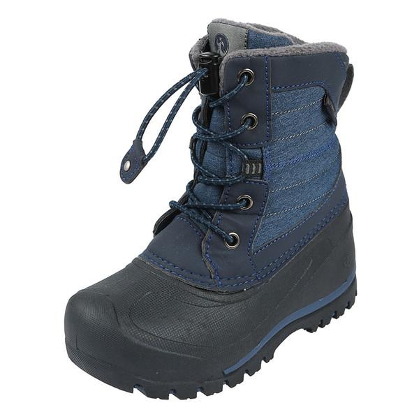 Northside capretti dei bambini delle ragazze dei ragazzi esterno di inverno della neve tenere in caldo impermeabili antisdrucciolevoli neve Walking Shoes