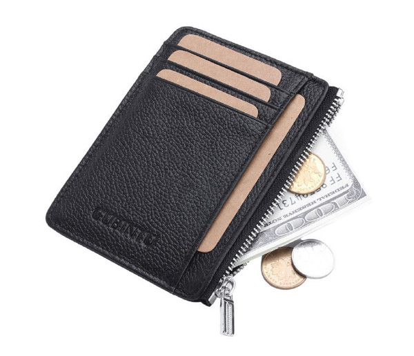 PU Leather 100% brand new and high quality. Features: fashion, simple, novel style, texture soft, beautiful money clip Material: PU Leather