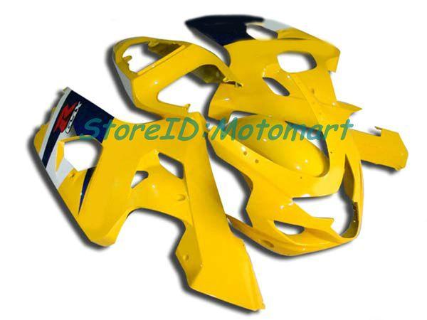 Kit para SUZUKI GSXR600 R750 GSXR600 GSX-R750 GSXR 600 750 04 05 GSXR-750 GSXR750 K4 GSXR-600 04 05 2004 2005 Carenado GSXR018