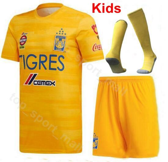 Kids Yellow